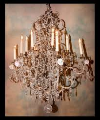 Italian Porcelain Chandelier Italian Chandelier French Antique Shop