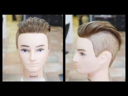 mens haircuts step by step men s undercut haircut step by step tutorial thesalonguy youtube