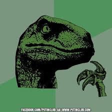 Velociraptor Meme - fil祿sofo velociraptor putinclub humor y entrenimiento