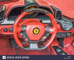 ferrari dashboard ferrari 458 italia red italian supercar steering wheel and