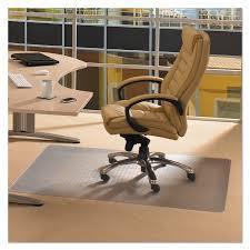 amazon com floortex phthalate free pvc chair mat for carpets to amazon com floortex phthalate free pvc chair mat for carpets to 1 4