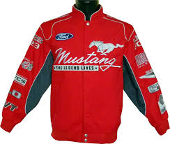 ford mustang jacket mustang jacke collage 2015 us car and nascar fashion