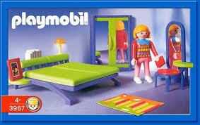 playmobil chambre parents 9b special maison personnage équipement intérieur 3967 chambre