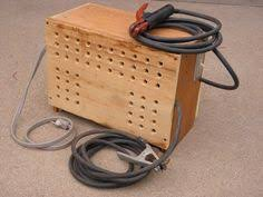 spot welder by awesomematt homemade spot welder constructed