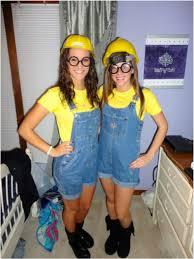 Minion Halloween Costumes Girls Budget 16 Diy Halloween Costume Ideas
