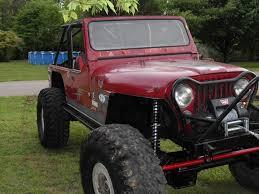 postal jeep conversion 83 scrambler rock crawler new price