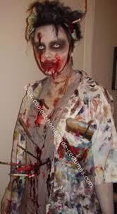 Halloween Costume Zombie Zombie Soldier Makeup Costume Halloween Costume Contest