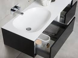 Black And White Bathroom Furniture Issy Glide 1500 Wall Hung Vanity Bathroom Ideas Pinterest