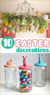 Easter Decorations Brisbane by Simple Easter Decorations Garlands Dollar Stores And Easter Decor