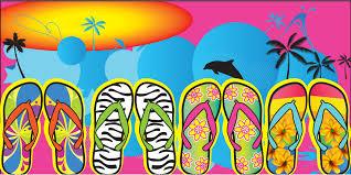flip flop towel island gear towels accessories wholesale flip