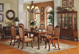 Dining Room Furnature Adorable Traditional Dining Room Furniture Magnificent Interior