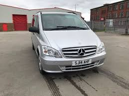 mercedes benz vito 2 1 113cdi dualiner compact panel van in