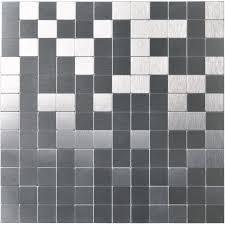 Peel And Stick Metal Backsplash by Online Get Cheap Metal Backsplash Tile Aliexpress Com Alibaba Group