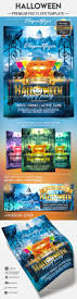 halloween happy party u2013 flyer psd template facebook cover u2013 by