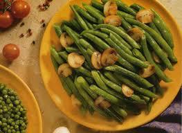 cuisiner haricots beurre chignons et haricots verts au beurre recette plaisirs laitiers