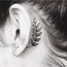 50 tiny and cute ear tattoos designs and ideas 2018 tattoosboygirl
