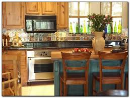 decorative ideas for kitchen mexican kitchen design home and cabinet reviews