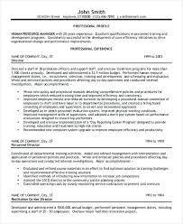 professional manager resume this is hr manager resume resume sle international human