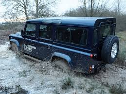 land rover 110 off road land rover defender electric concept 2013 pictures