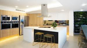 the block dean shay s kitchen in polytec natural oak ravine the block dean shay s kitchen in polytec natural oak ravine and bone white legato