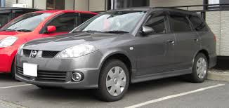 nissan wingroad brief about model