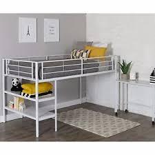 Low Loft Bunk Bed Low Loft Bed Ebay