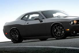 satin black dodge challenger fathom fd ra wheels satin black rims