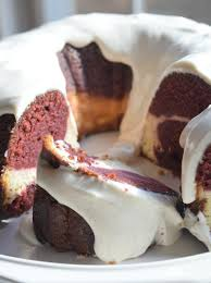 red velvet cream cheese bundt cake beer cooks