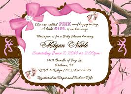 baby mickey invitations pink camo baby shower invitations theruntime com