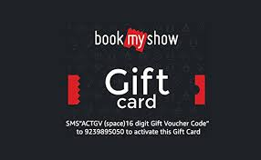 bookmyshow offer amazon offer get 50 off on bookmyshow gift vouchers max rs 100