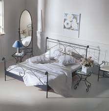 hasena romantic cerete solid wrought iron bed head2bed uk