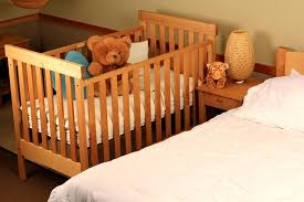 maple crib pacific rim woodworking soaring heart natural bed