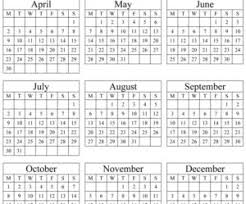 free yearly calendar template archives free editable calendar