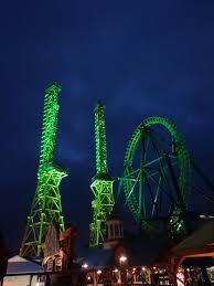 Six Flags Giant 2012 Neuheit Giant Inverted Boomerang Six Flags New England