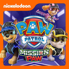 paw patrol mission paw itunes
