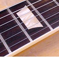how to bind a fretboard gibson style stewmac com