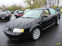 2000 Audi A6 Interior 2000 Brilliant Black Audi A6 4 2 Quattro Sedan 22260453