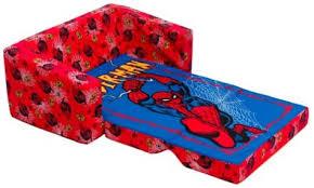 amazon com spider man flip out sofa baby