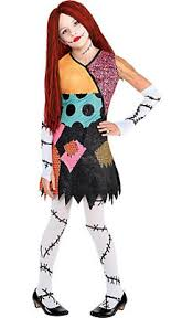 nightmare before christmas costumes the nightmare before christmas costumes skellington sally