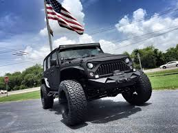 jeep kevlar 2017 jeep wrangler unlimited section 8 kevlar custom lifted
