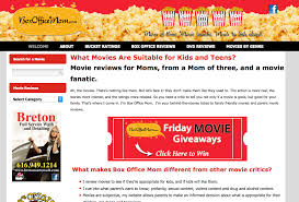 where to find the best family friendly movie review sites