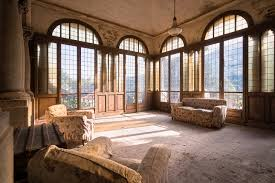 Livingroom Windows Windowed Room Urban Photography By Roman Robroek