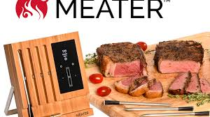meater the first truly wireless smart meat thermometer by apption