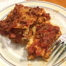 Meat Lasagna Recipe With Cottage Cheese by Easy Lasagna Ii Recipe Allrecipes Com