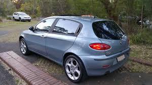 a small ish blog about cars 2 the alfa romeo 147 gta