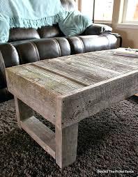 Restoring Barn Wood Side Table Reclaimed Wood Side Table With Drawer Reclaimed Wood