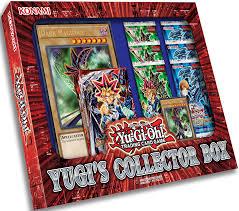 yugi u0027s collector box yugioh card prices
