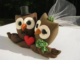 owl cake toppers owl cake toppers wedding cakes juxtapost