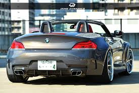 porsche boxster widebody bmw z4 widebody kit by duke dynamics