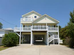 Tidewater House Plans The Surf House V North Myrtle Beach Condo Rental Raisedfoxy